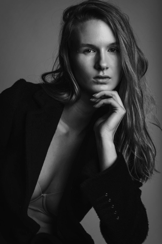 model pose woman portrait Calgary international