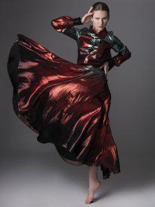 model pose woman full body Calgary international