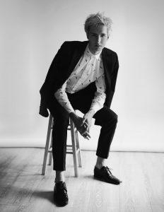 model pose man full body Calgary international
